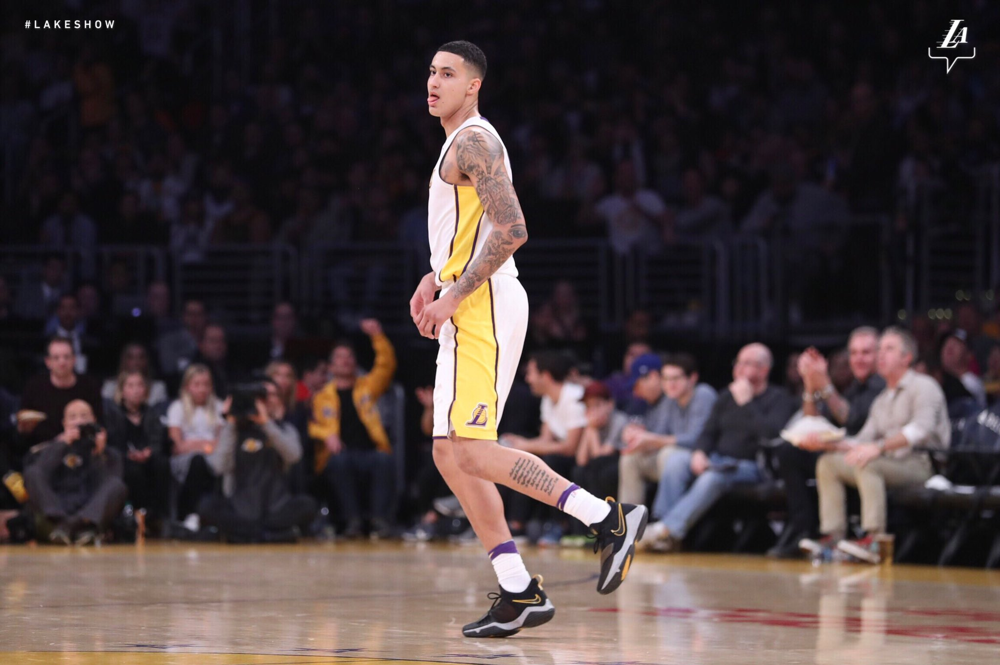Give him 10pts on the day #KuzControl https://t.co/cfUKnKiHhk