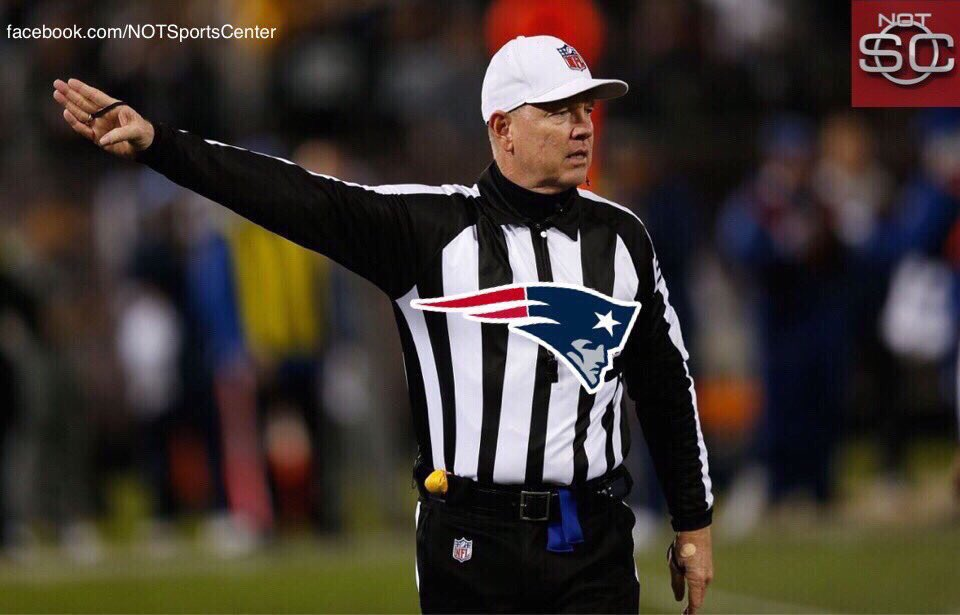 When the Patriots are down, it's time to turn to their best player: #JAXvsNE https://t.co/GHURk8XXcC
