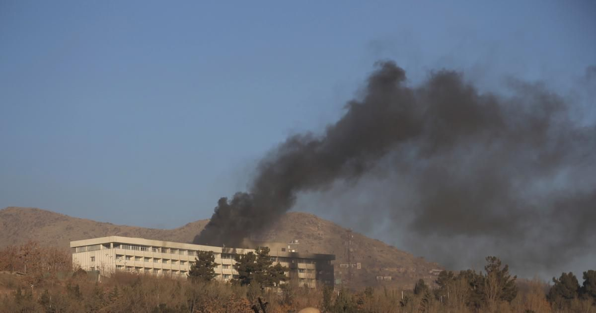 Taliban attack on an Afghan hotel ends after 13 hours, leaving at least 6 dead https://t.co/OuStee5OGe https://t.co/vtzT4Z60Wz