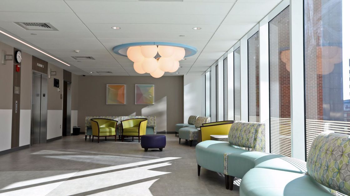 BJC unveils new patient tower and expansion at Children's Hospital