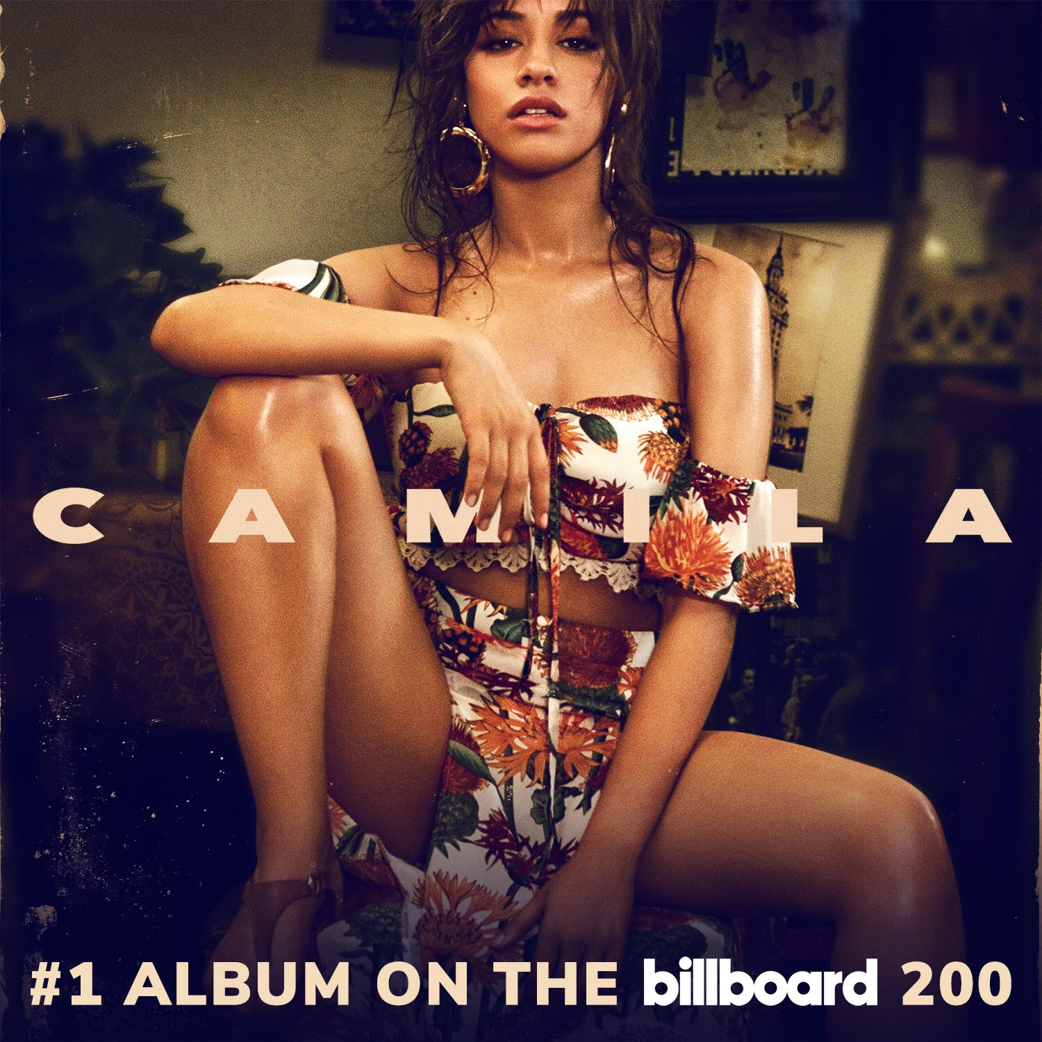 Congratulations to @Camila_Cabello for debuting #1 on the @billboard 200 chart!!!! #CAMILA ���� https://t.co/IYKvw1RoKB