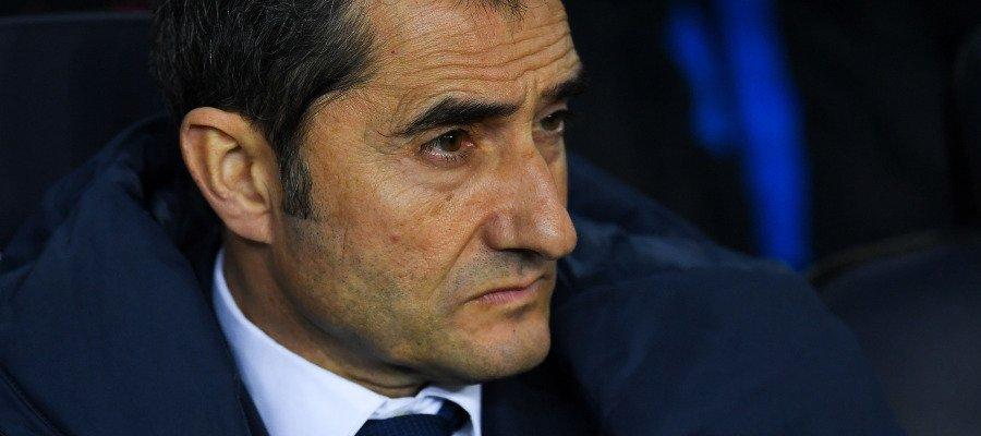 El @FCBarcelona es de Ernesto  ernesto valverde