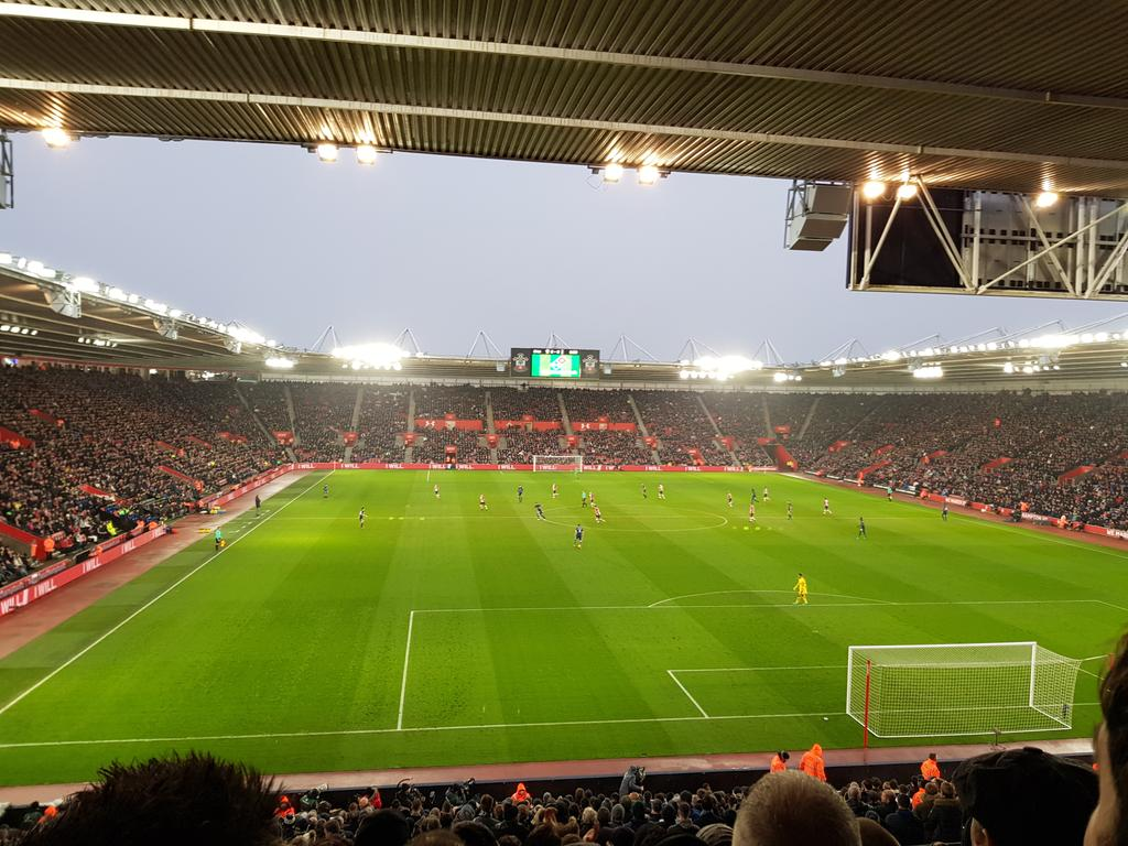 Decent away day in Southampton. Result could've been better, but it was a fun day none the less! #THFC #COYS https://t.co/uyqKrJeAVM