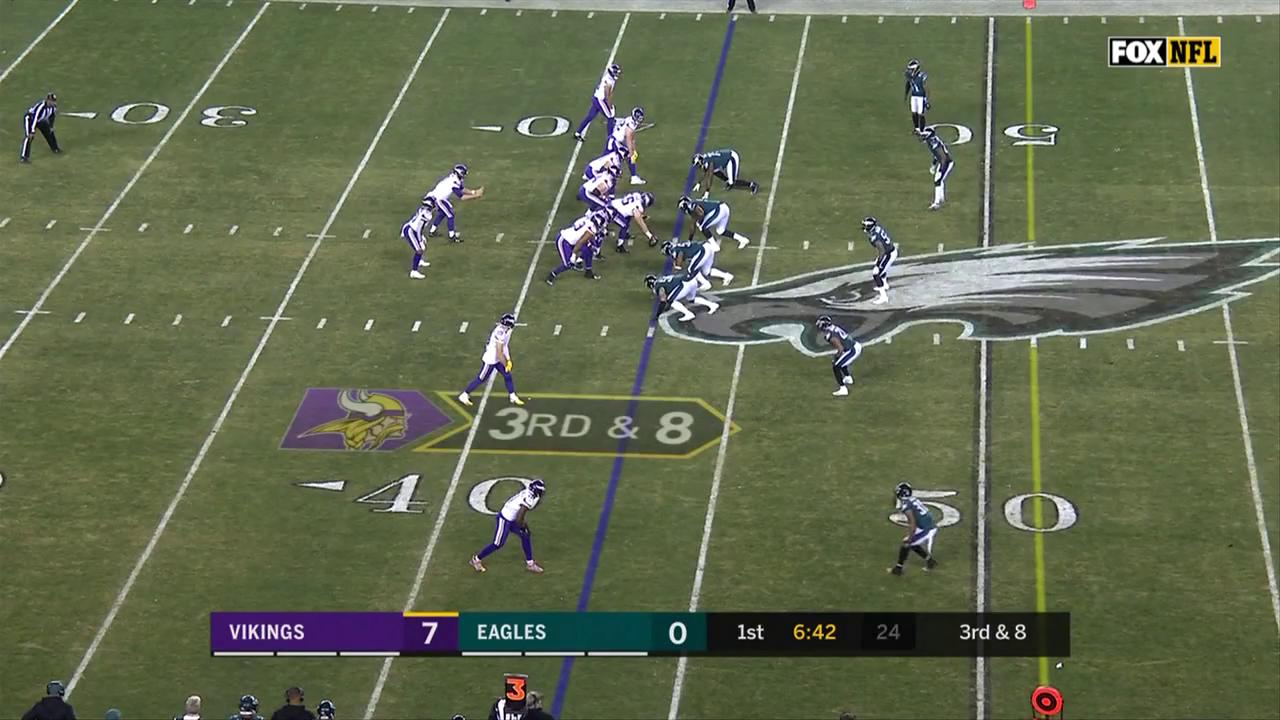 P-Roblematic throw.  #FlyEaglesFly https://t.co/9JZhjDCSDb