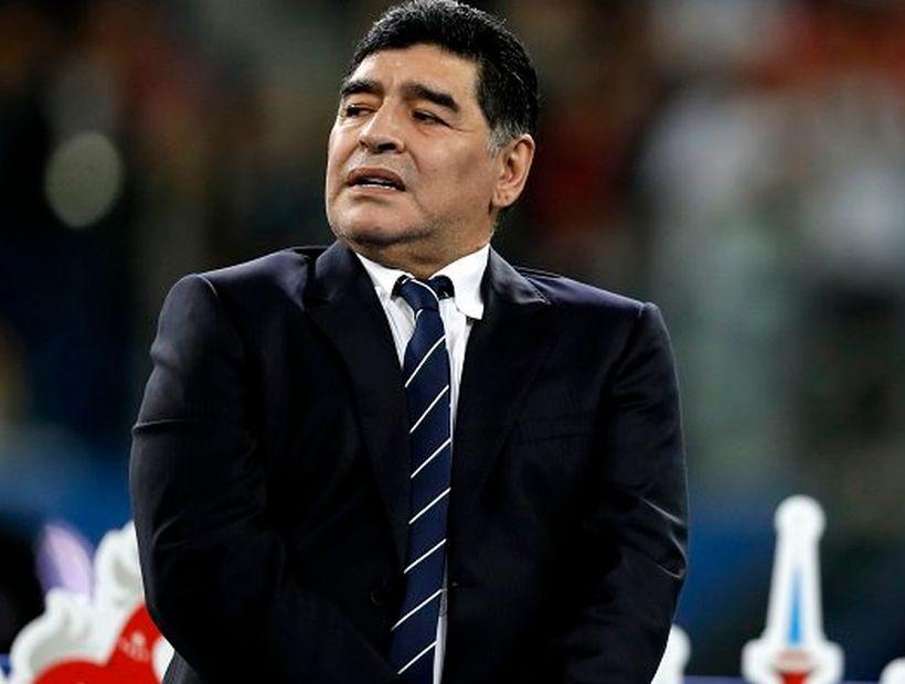 "Maradona contra Cristiano Ronaldo: ""No creo que sea el mejor jugador de la historia"" https://t.co/dGvp1VofDH https://t.co/JAJighypWA"