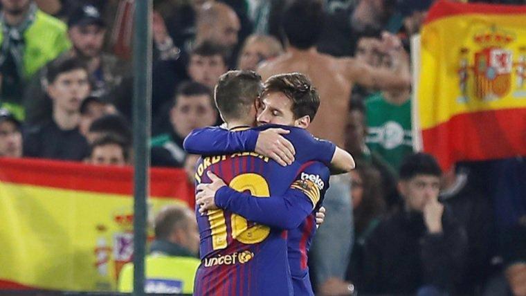 Messi magistral y el Barsa que no afloja en la Liga https://t.co/SvKfdfoFwz https://t.co/efXNDq3mR5