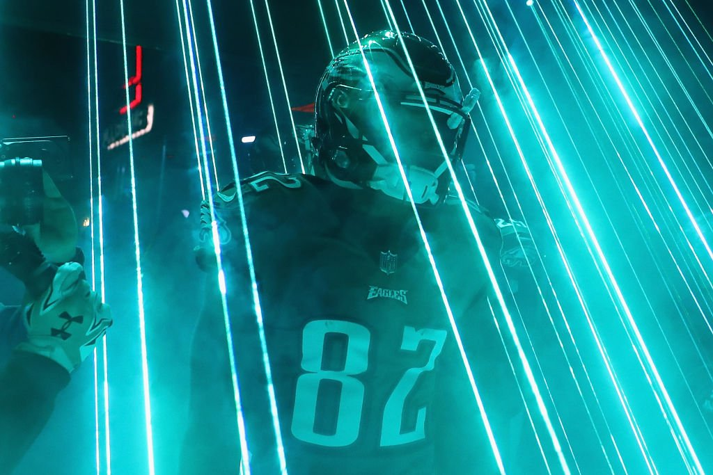 These shots of #FlyEaglesFly are pretty awesome.   #MINvsPHI https://t.co/6zZfaawqjg