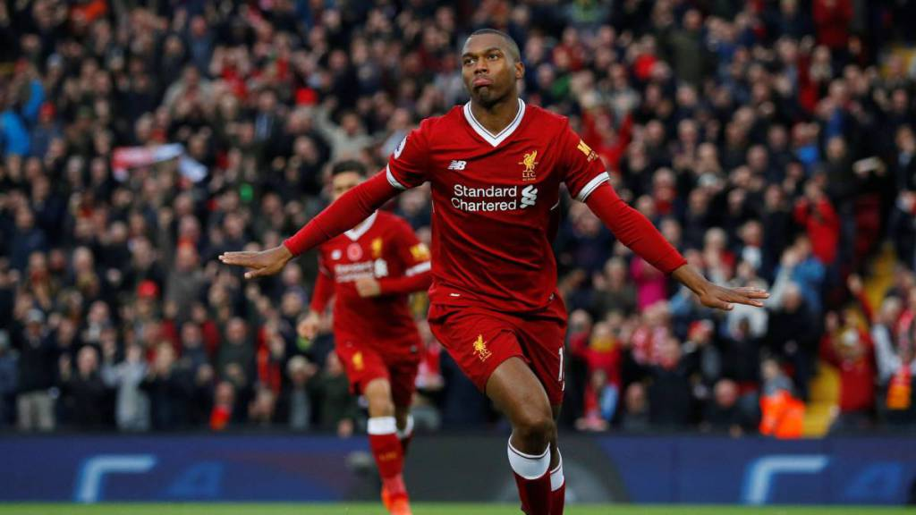 Daniel Sturridge le comunica al Liverpool que quiere ir al Sevilla https://t.co/xLyuGbI8R1 https://t.co/Ya0L3Erq9a
