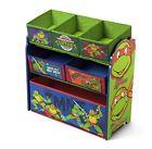 NEW Delta Children Multi Bin Toy Organizer Nickelodeon Ninja Turtles SHIPS FREE Great value https://t.co/3CBYsR5Fff https://t.co/A1V3z1ZLNH