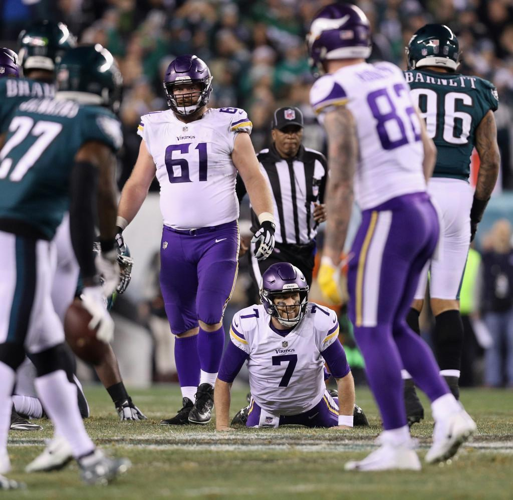 Painful end of dream season 'stings' for Vikings QB Case Keenum https://t.co/rWqZ7OsrwP https://t.co/CiSQWa4ZRb