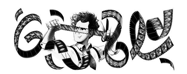 Google Doodle Celebrates the F sergei eisenstein
