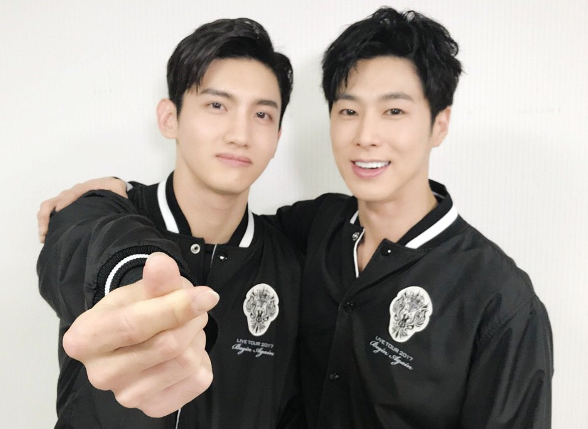 #TVXQ Makes History With Announcement Of Return To Nissan Stadium https://t.co/CeapwYCnWL https://t.co/TLJ0rLifqE
