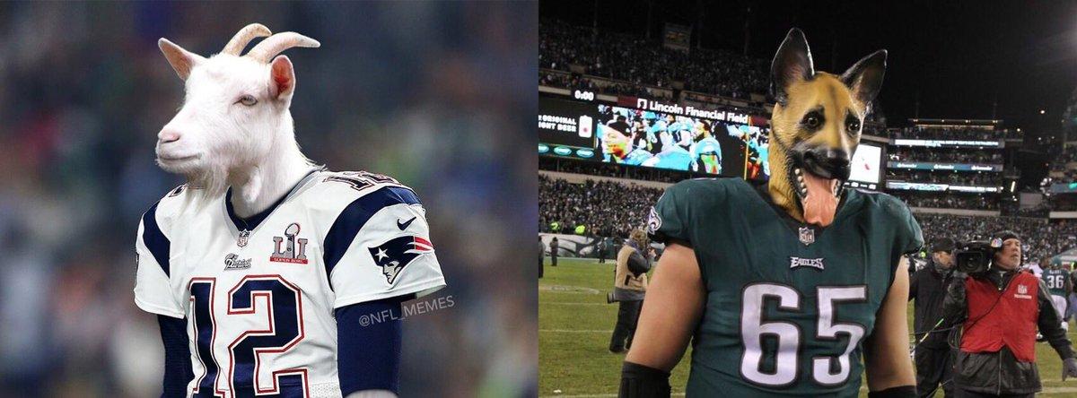 RT @NFL_Memes: Super Bowl LII https://t.co/M8YrZa7T6k