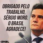 RT : Estamos com Sérgio Moro. #CondenaTR...