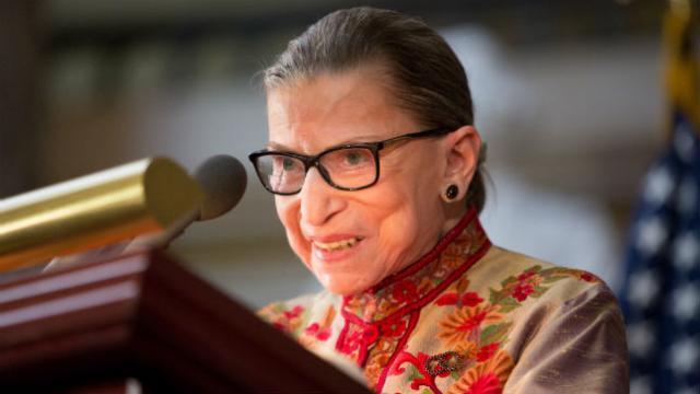Supreme Court Justice Ruth Bad MeToo