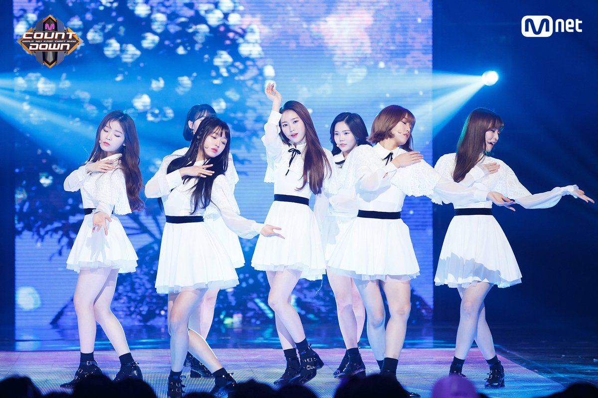 Vote Now  Best Performance of  ohmygirl