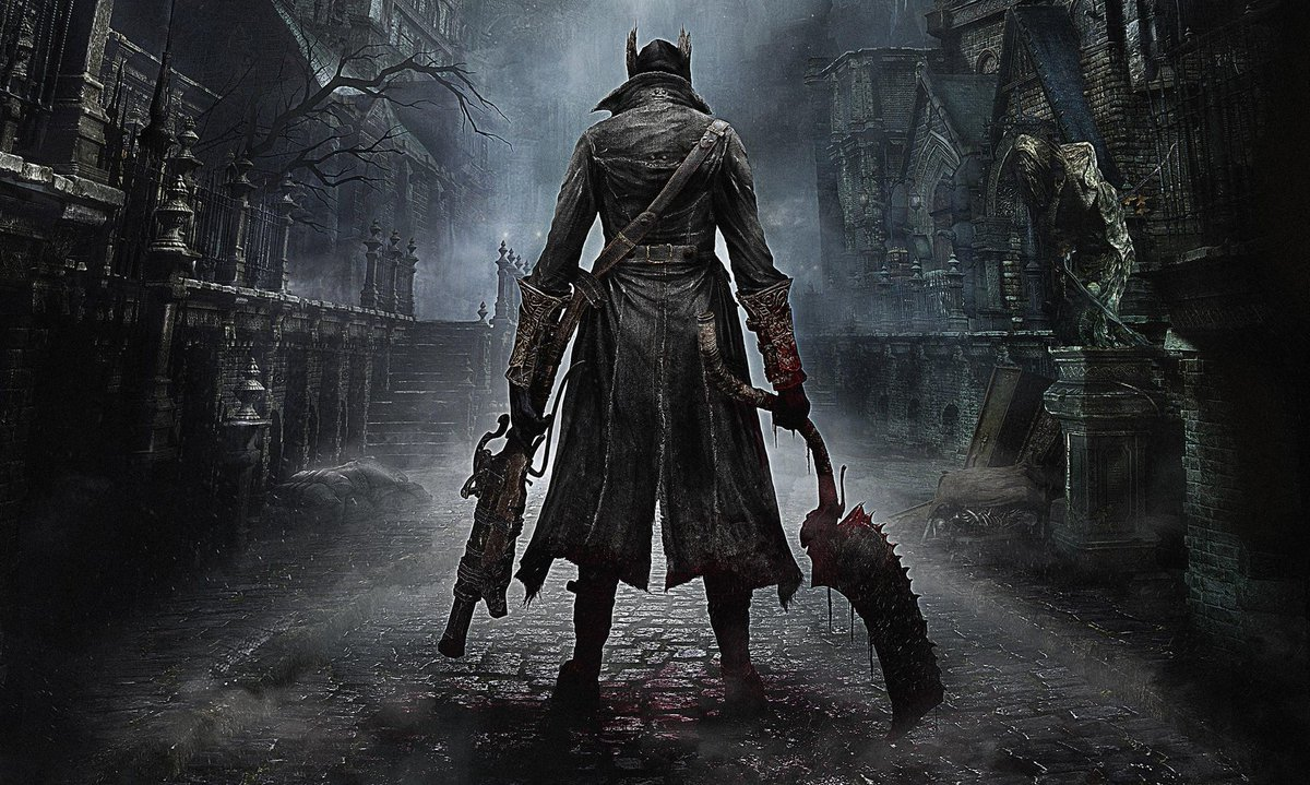 RT @alli90: Let's start our journey in Bloodborne today! I'll be 🔴LIVE on Twitch in a few! https://t.co/kWYHyV9q7g https://t.co/m7gaZpSDTr
