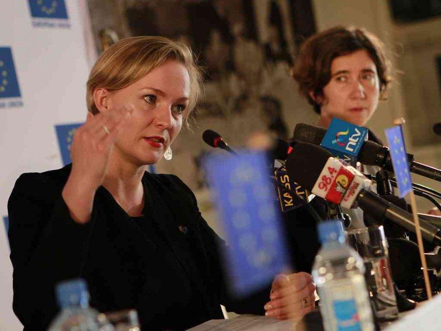 EU Parliament raised key issues on Kenyan polls