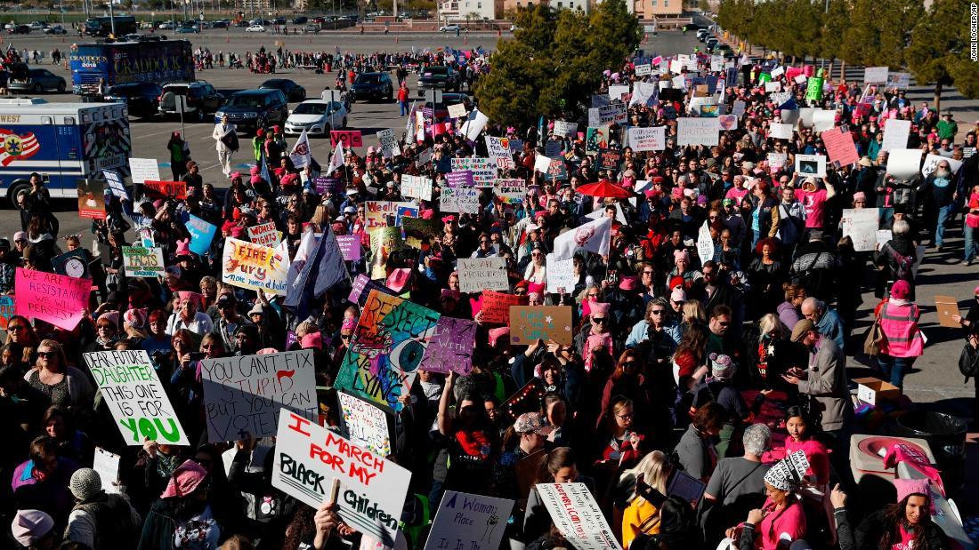 DACA on mind of rallygoers in Las Vegas as shutdown negotiations continue https://t.co/2joUBbQVEm https://t.co/MBQhEKWwT8