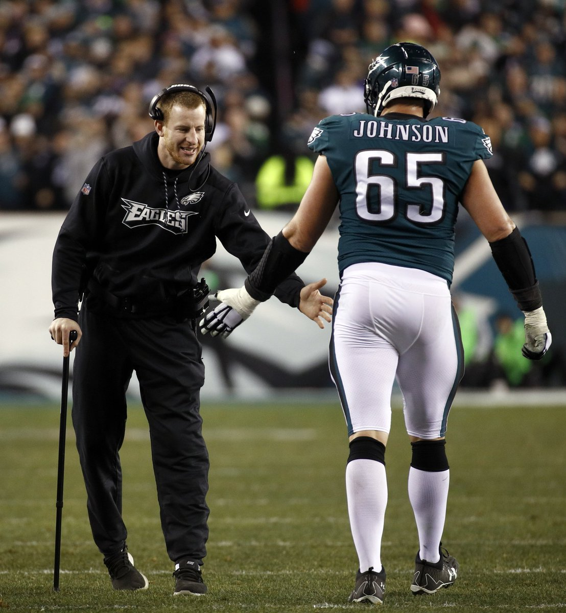 RT @Lanejohnson65: 1 MORE FOR PHILLY! #SuperBowlBound #DogsGottaEatAgain #FlyEaglesFly https://t.co/YALwVYTp4q