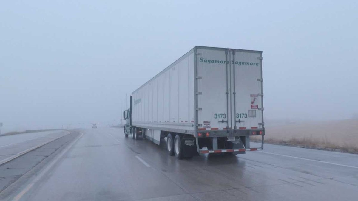 Drivers brace for approaching winter storm