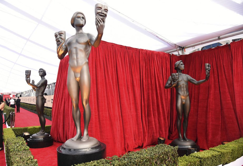 Complete list of winners at 24th annual SAG Awards
