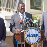 Kalonzo,Mudavadi plan to use the swearing in to finish Raila-Mutahi Ngunyi