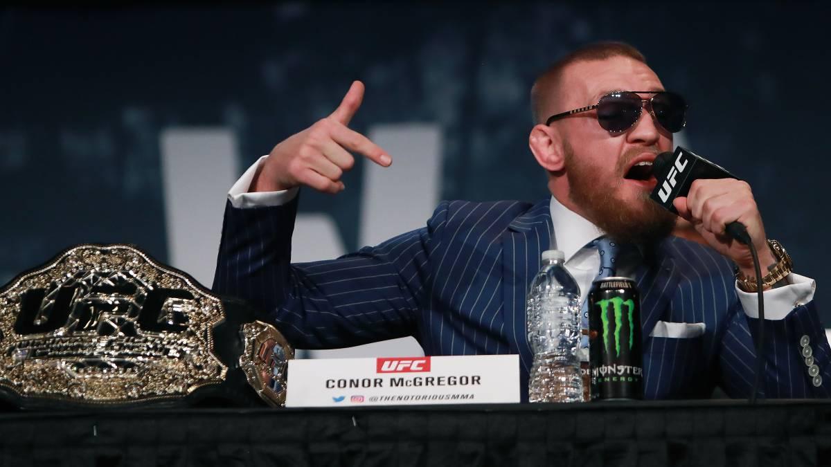 Peligra el título de McGregor: fijada la pelea para sustituirle https://t.co/hYb2nwNrdV