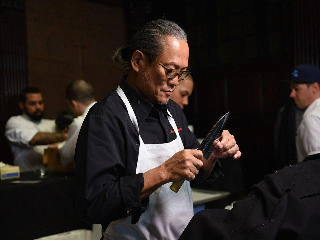 Chef Masaharu Morimoto's 3 Golden Rules for Eating Sushi https://t.co/hVUQzpAf7B https://t.co/YZcr9n1fAL