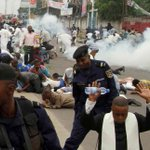 Six killed as Congolese security disperse anti-Kabila protesters