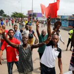 Several deaths witnessed in anti-Kabila protests