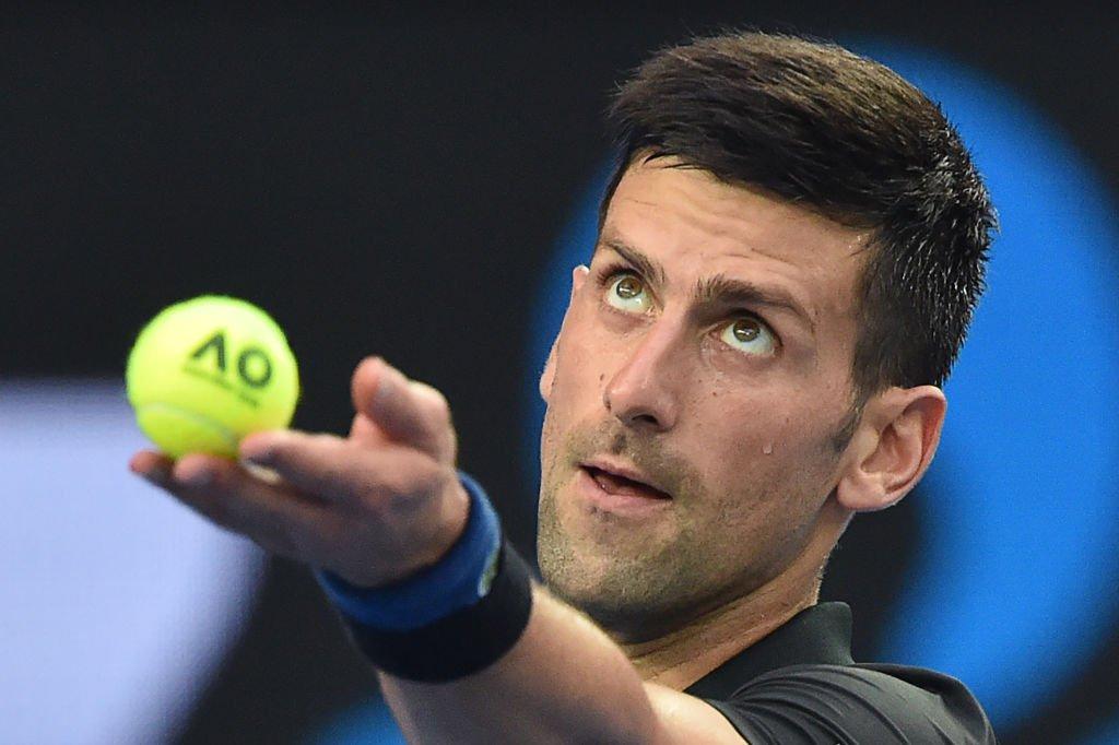Up next at the #AusOpen   Novak Djokovic v Hyeon Chung.  ������ https://t.co/ELrnPULepr https://t.co/toJ18BYoza