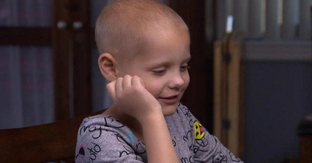 Two families united in fight for childhood cancer research funding