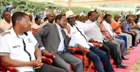 Raila's swearing-in will be his ultimate end in Kenya's politics