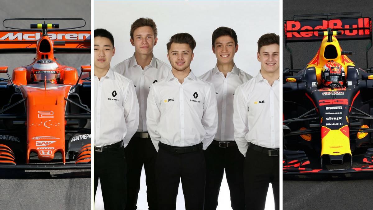 Renault quiere a McLaren y Red Bull como bancos de pruebas https://t.co/VAAtrQGRoR