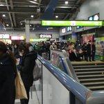 RT : 品川駅は山手線・京浜東北線のホームに降りるまでにかなりの時間を要...