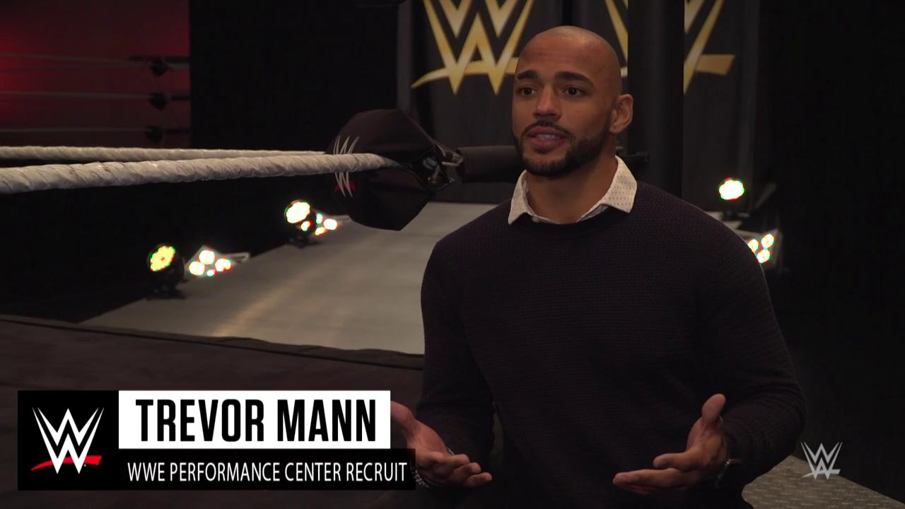 He's finally here. @KingRicochet is ready to grow and evolve as a performer in the @WWEPerformCtr! https://t.co/nkSUGjlGFo