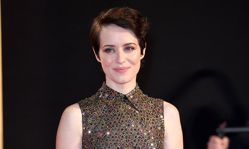 Why was SAG winner Claire Foy a no-show on the night?