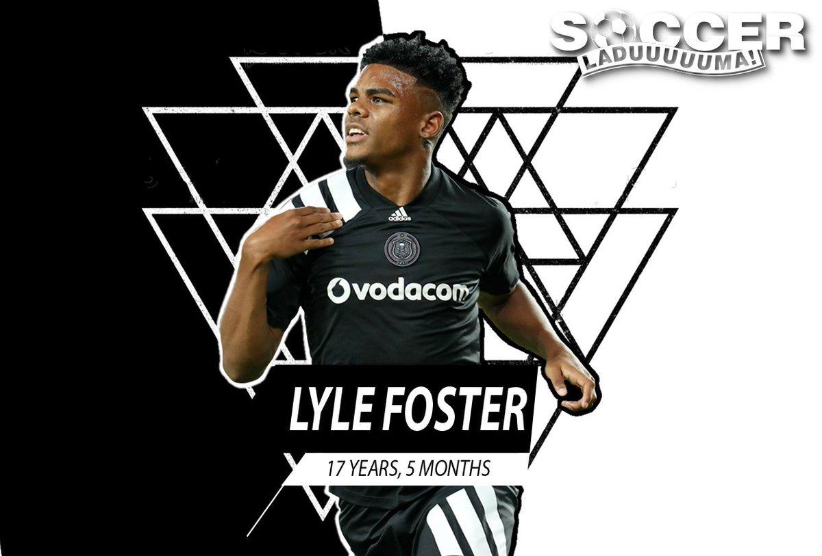 A historical moment! Lyle Fost lyle