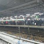 【現地情報】渋谷・新宿・品川、都内の大きなターミナル駅で入場規制が相次いでいます。ご帰宅が遅くなる方...