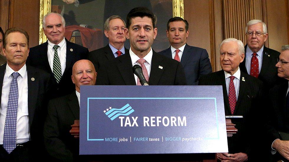 Charles Koch donated $500k to Ryan days after GOP tax plan passed https://t.co/xJrsd15NwX https://t.co/LbDojamwME