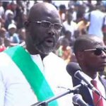 Weah sworn in as Liberian president, completes remarkable transition