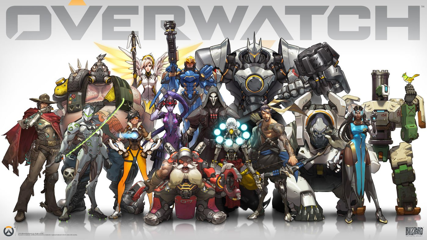 The cast of #Overwatch discuss the power of celebrity and joy of fandom https://t.co/YtHqnSFtXn https://t.co/01FuYjUgB4