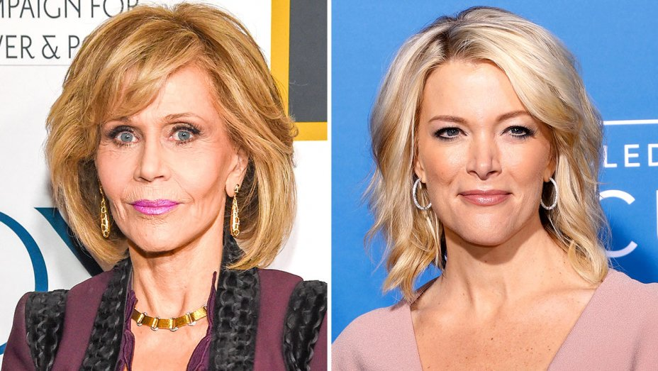 """.@MegynKelly lambasts Jane Fonda: Her """"name is synonymous with outrage"""""""