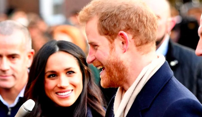 Prince Harry has just introduced Meghan to someone VERY important...
