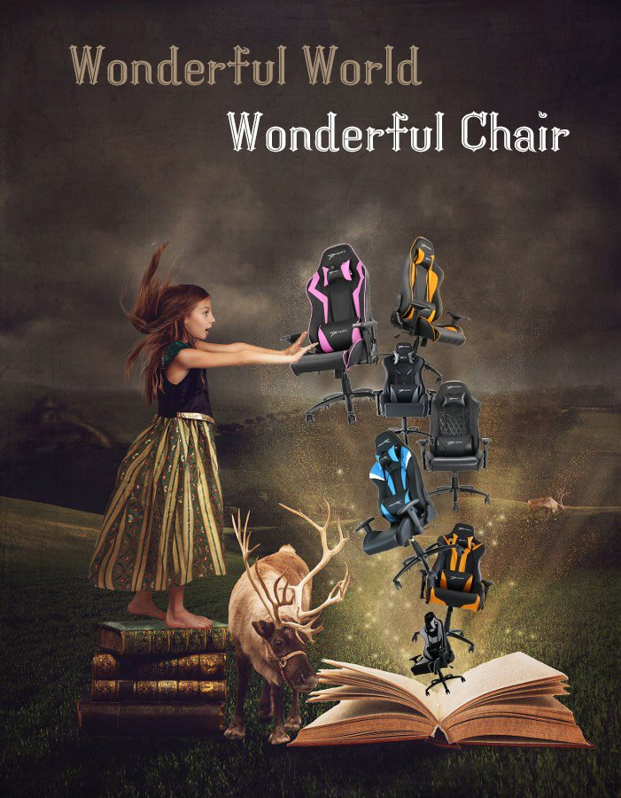 @EwinRacing brings you into Wonderful World, get your own Wonderful Chair at https://t.co/jzyibYR4bY 😋 https://t.co/NIqCCQRvkT