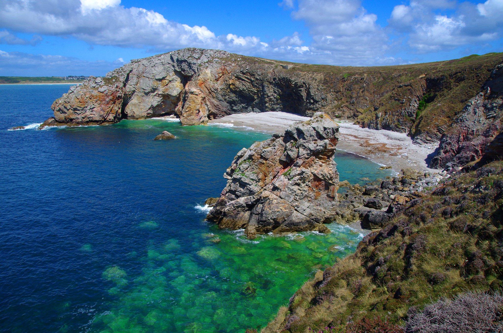 Un air de bout du monde : La Presqu'île de #Crozon #Finistère #Bretagne @Finistere360 @FansBretagne @Toutcommence29 https://t.co/HsZ8Qf36mQ