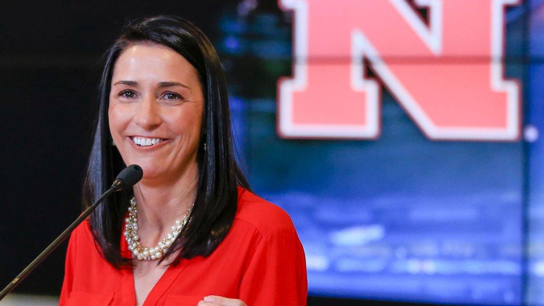 Nebraska women double win total