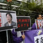 Chinese police detain bookseller Gui Minhai again, New York Times reports
