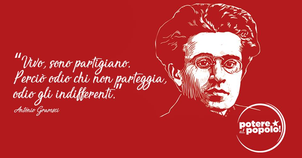 #Gramsci